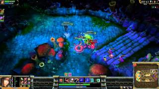 League of Legends Epic kills-Jax/Caitlyn