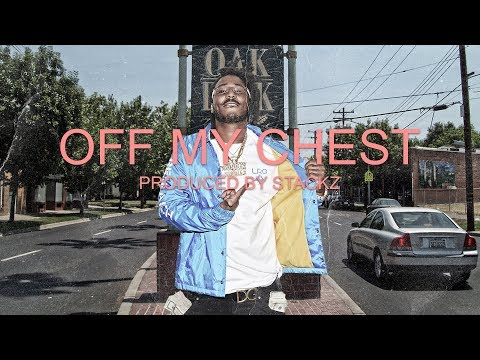 Mozzy Type Beat - Off My Chest (Prod. By StackzIsThe Plug)