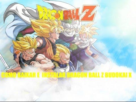 como baixar e instalar dragon ball z budokai x plus + tradução pt-br