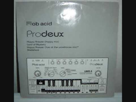 Rob Acid - Happy Answer (ACID: Live At The Warehouse Mix)