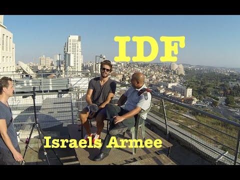 Israels Armee IDF - Jung & Naiv in Israel: Folge 206