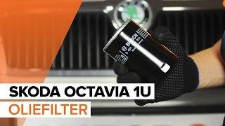 Udforsk hvordan du løser problemet med Oliefilter SKODA: videoguide