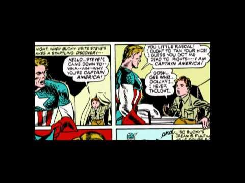 Captain America & Joe Simon: ComicBookMovie.com Exclusive