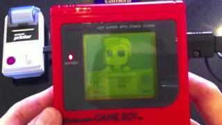 Gameboy Printer Review