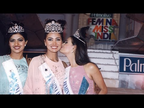 STUNNING FLASHBACK PICTURES of FEMINA MISS INDIA -1998 to 2007