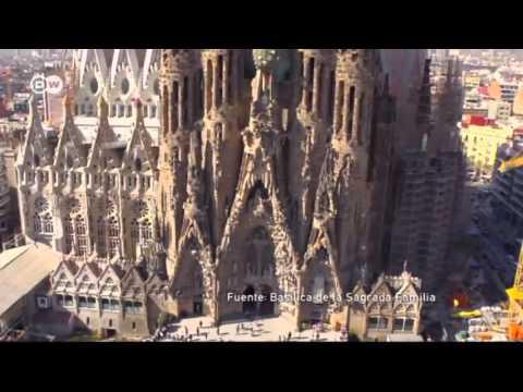 Obra incompleta: La Sagrada Familia   Euromaxx