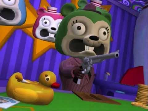Ted E. Bear's Mafia-free Playland and Casino Theme