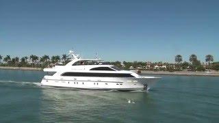 116' Hargrave - Charter Yacht Renaissance