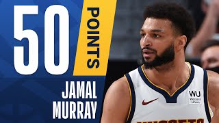 Jamal Murray Drops A Regular Season CAREER-HIGH 50 Points On 21-25 Shooting‼