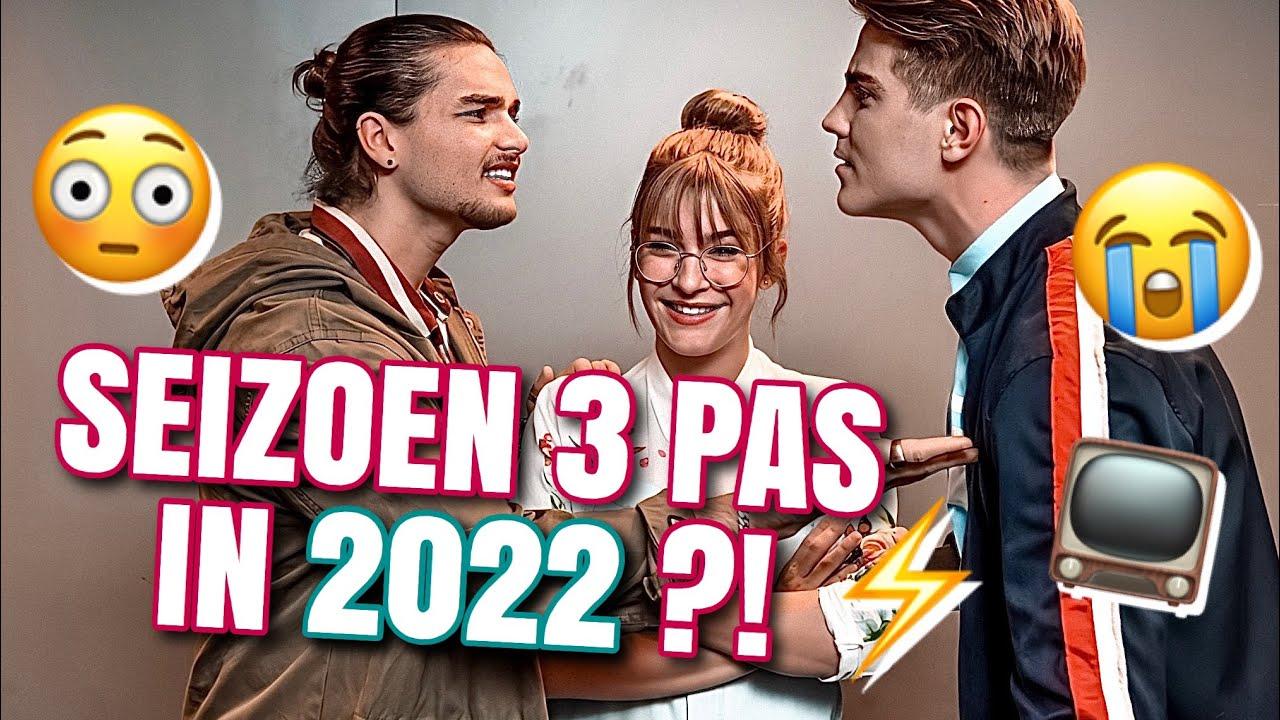 SEIZOEN 3 PAS IN 2022?! #OMG