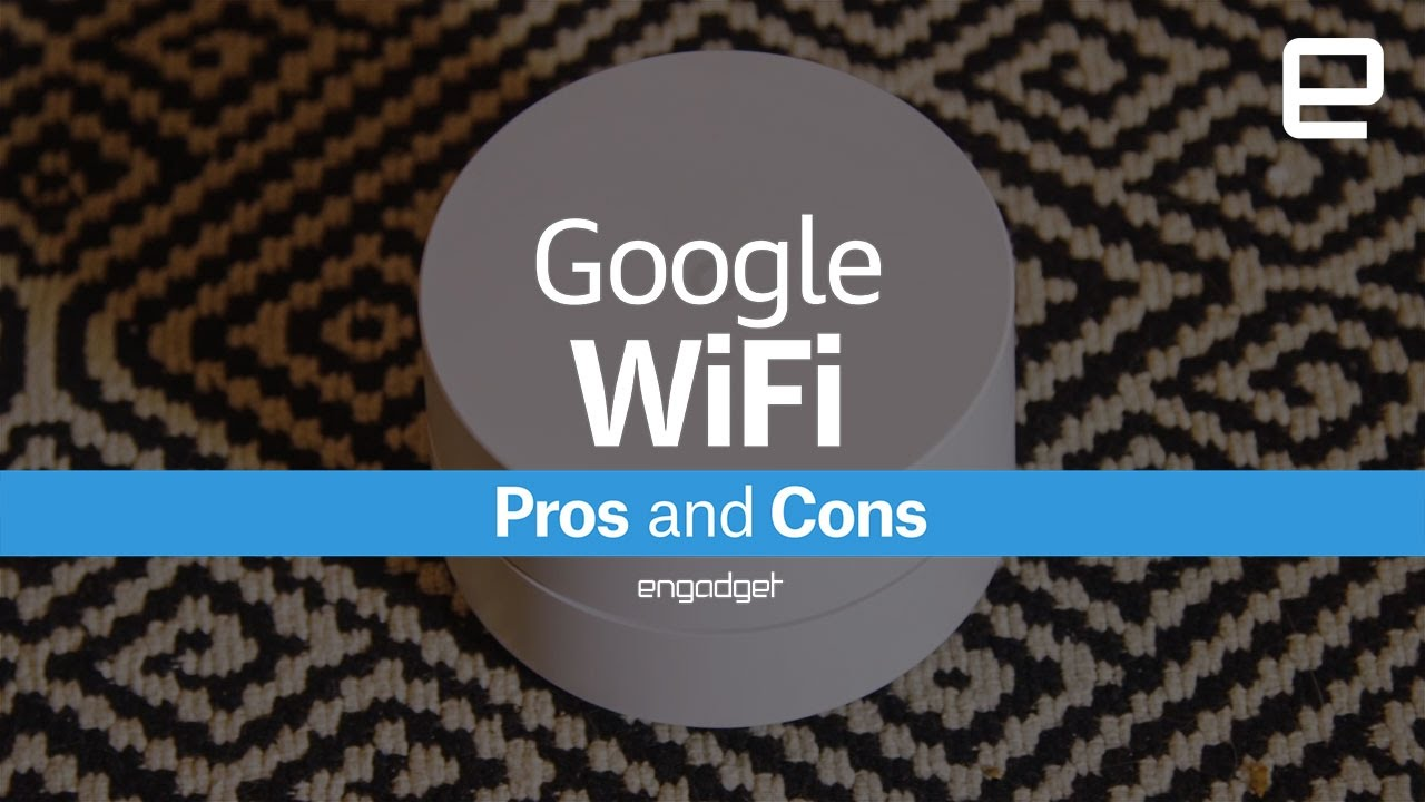 Google WiFi: Pros and Cons - YouTube