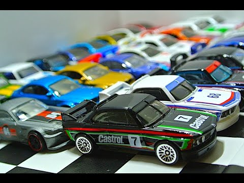 Hot Wheels Bmw Collection
