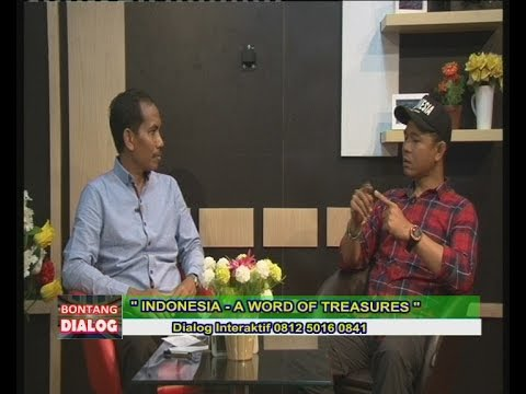 INDONESIA  A WORD OF TREASURES Ebbie Vebri Adrian