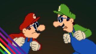 Versus Mode 1 8-BIT - New Super Mario Bros.
