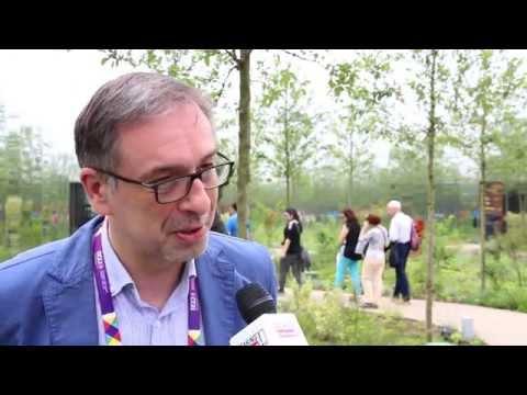 Breaking Travel News interview: Andrzej Szewczyk, Poland Expo 2015 pavilion director