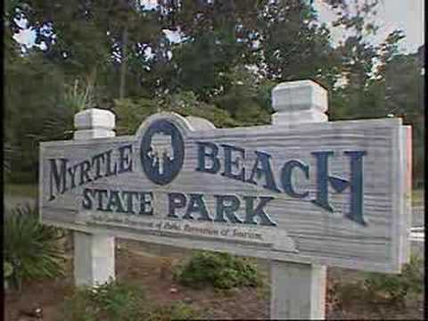 Myrtle Beach Area State Parks Youtube