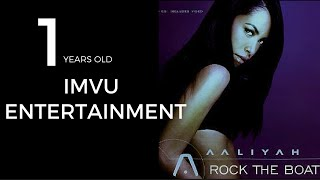 Aaliyah - Rock The Boat (Imvu Music Video)