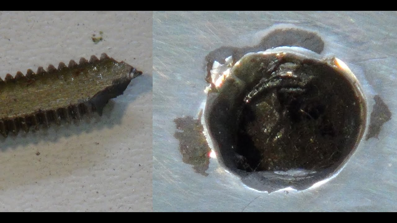 How To Remove A Broken Tap Drill Bit The Easy Way Youtube
