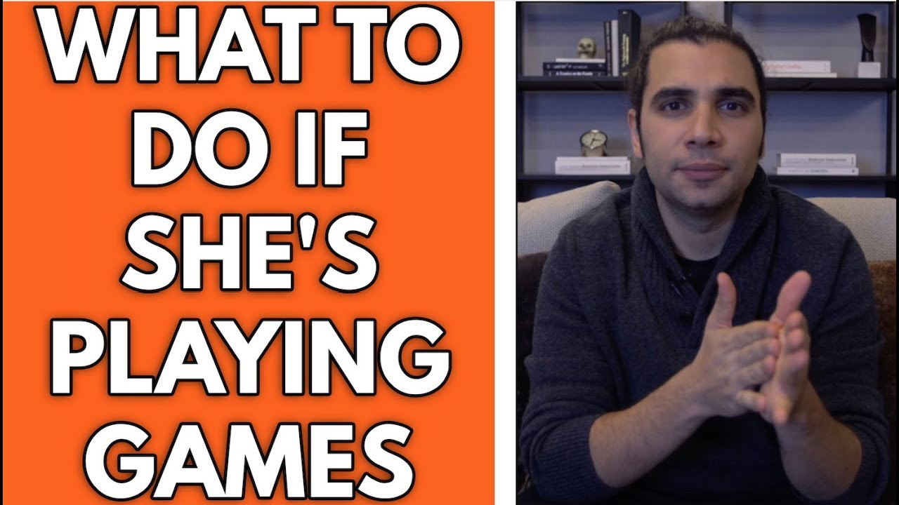 what to do if shes playing hard to get