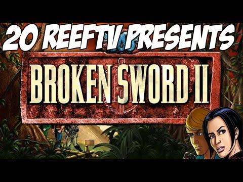 Mayan Puzzles \\ Broken Sword The Smoking Mirror #20 \\ #ReefTV