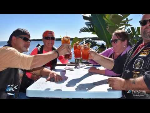 Make Your Own Bloody Mary At The Swordfish Grill & Tiki In Cortez, Florida