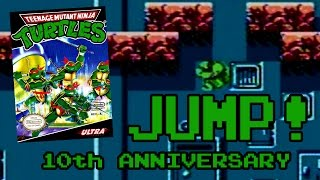 "TMNT (NES) ""You Can Just Walk Over It"" 10 Year Anniversary"