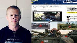 Российские танки на Донбассе. Факты преступлений Путина в Украине