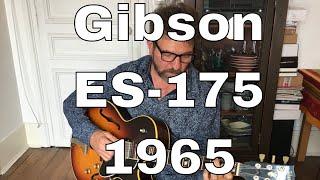 Gibson ES-175 de 1965 - Chronique magazine Vintage Guitare