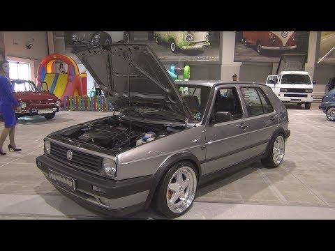 Volkswagen Golf Mk2 (1991) Exterior And Interior
