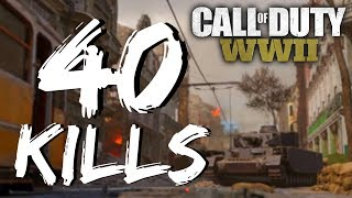 FIRST TIME GETTING THE PARATROOPER SCORESTREAK !!! - CALL OF DUTY WW2 MULTIPLAYER GAMEPLAY !