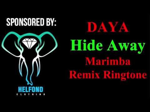 Daya - Hide Away Marimba Ringtone and Alert