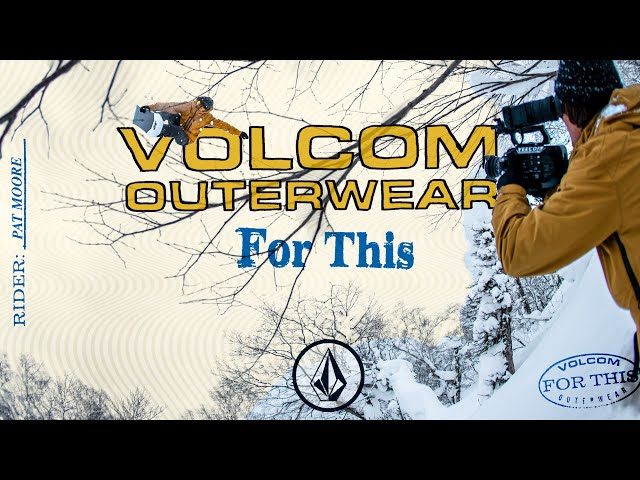 Volcom Outerwear   For This   2020/2021   Snowboarding