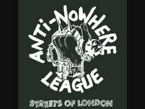 Anti-Nowhere League - So What