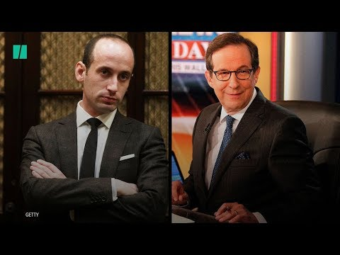 Fox News Fact-Checks Trump Advisor Stephen Miller