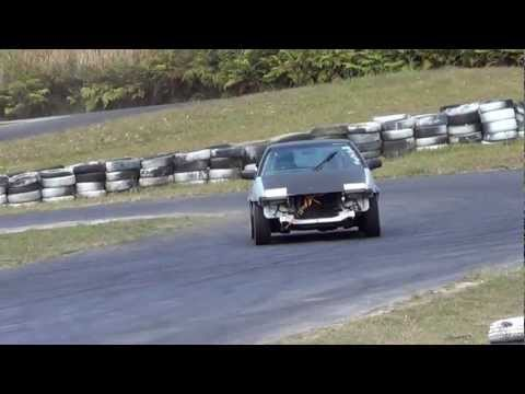 Drift Fest Zero 1 - AE86 Drifting Raleigh with AE86 Driving Club
