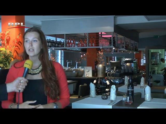 Italiaans restaurant - RPL TV Woerden - 12 september 2013