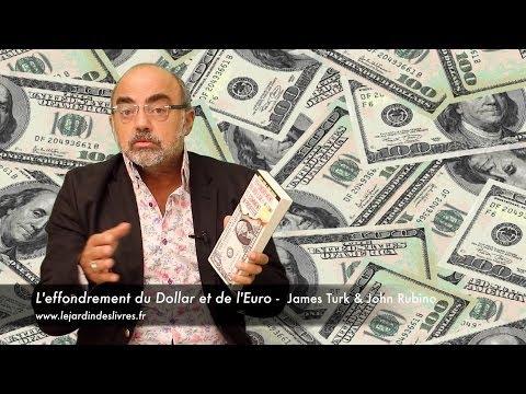L'effondrement Du Dollar Et De L'Euro Et Comment En Profiter, Commenté Par P. Jovanovic
