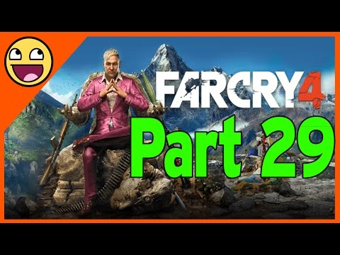 Far Cry 4 Playthrough Part 29 - Take Cover