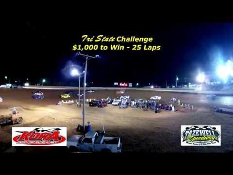 Tazewell Speedway KDRA 6 6 15