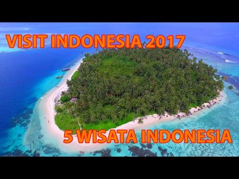 Visit Indonesia 2017!! 5 Destinasi Wisata Indonesia ala MAS KOKO