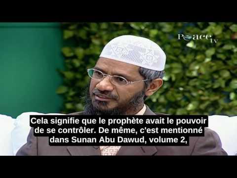 Est-ce Qu'un Mari Peut Embrasser Sa Femme Pendant Le Jeûne?-Zakir Naik