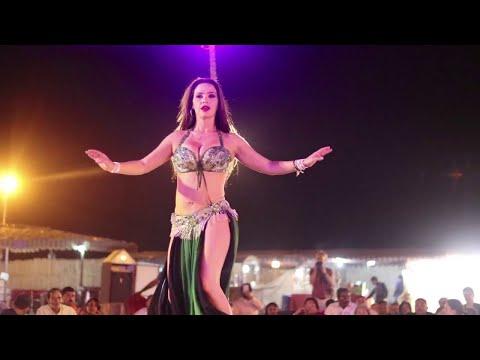 Live Belly Dance Performance   Dubai Desert Safari   ABC Tours 2020 (Part 8a).