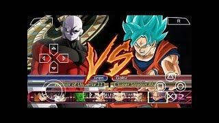 ▶El Mejor Juego Qué Existe de Dragon Ball Super Para Android! y PSP (Juego en Español)