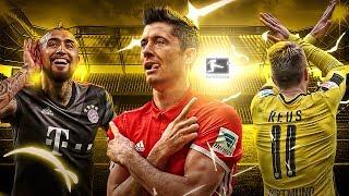 LA MEJOR PLANTILLA BUNDESLIGA DE FIFA 17 (PARTIDAZO)
