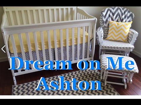 c310e4644e8 Dream on Me Ashton Crib Review - YouTube