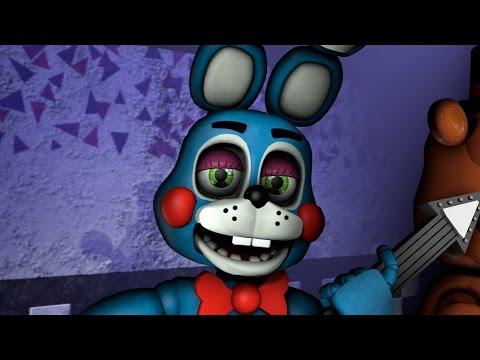 (FNAF SFM) Toy Bonnie Voice {ANIMATED} By David Near!