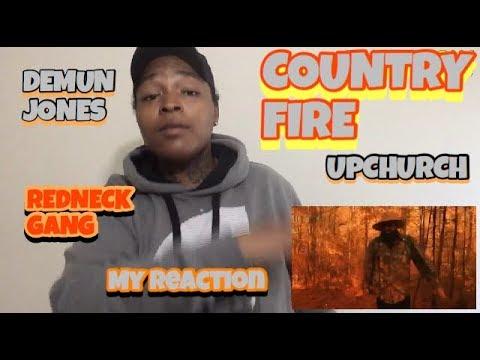 Off Road - Demun Jones, Upchurch the Redneck & Durwood Black (EXPLICIT) REACTION.CAM