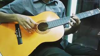 Fingerstyle - FOREVER AND ONE (Helloween)