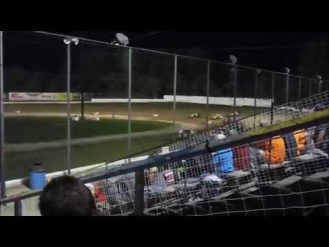 Brewerton Speedway - August 19, 2016 - Mod Lites Main