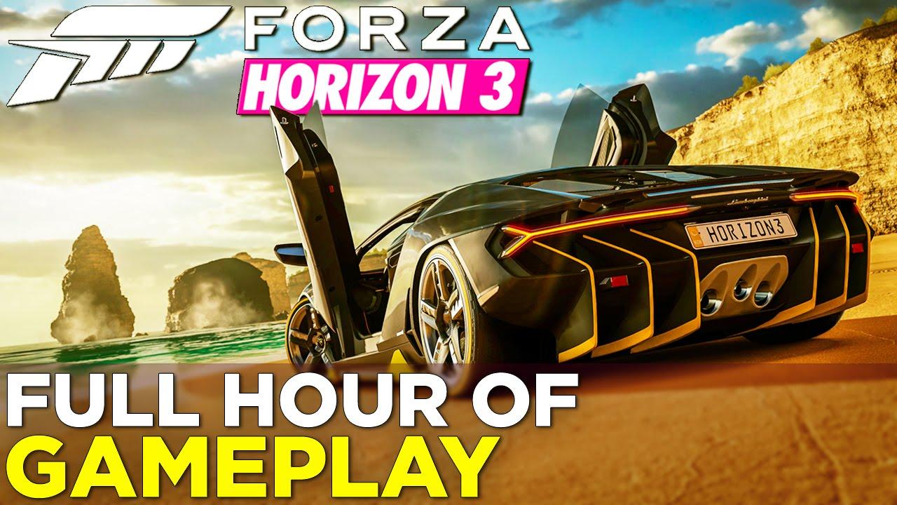 Forza Horizon 3 review | Polygon